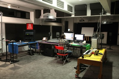 Open doors: SoundLAB