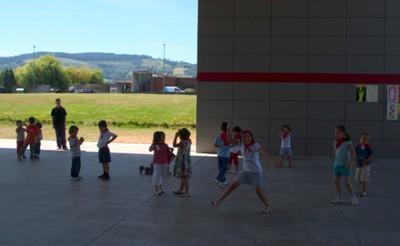 Urban Summer camp for children