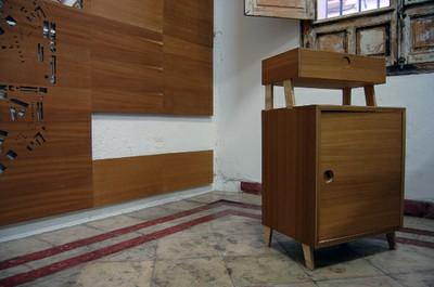 Design and manufacture of furniture