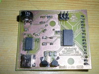 Design and manufacture of PCBs