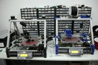 3D printers as pedagogic tools. In collaboration with C.P. Lloreu