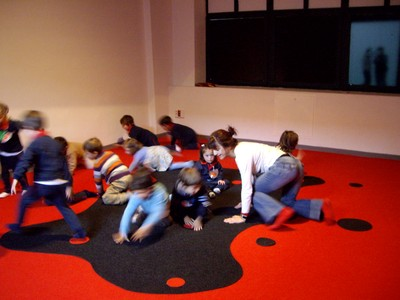 Sound Floor v2 for schools