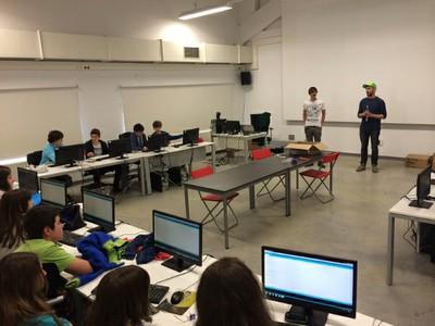 Creative programming. AuLAB 2014-15