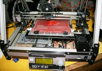 Building RepRap 3D printers