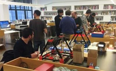 Workshop: RepRap building
