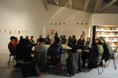 Seminar and open discussion: Women, art, science and technology