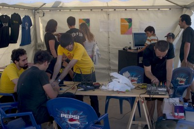 Circuits and Sensors workshop