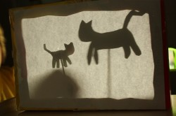 Shadow theather workshop - Primary Education
