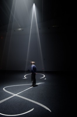 Anthony McCall. Light Sculptures