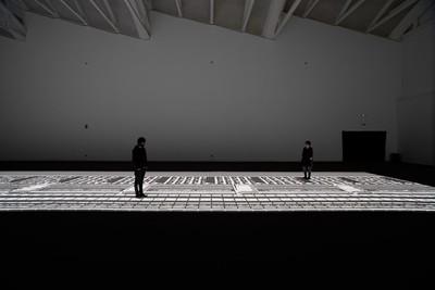 Ryoji Ikeda. Datamatics