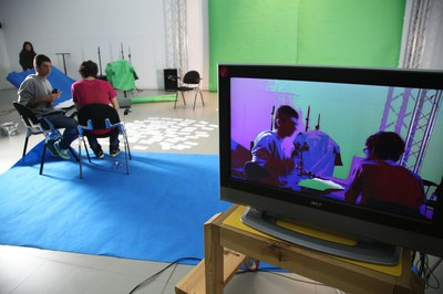 1st experience at TV-LAB