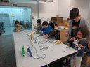 Flying at fabLAB!