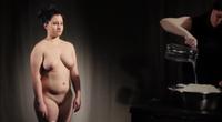 """""""Cuerpo"""" (Body) of María Castellanos, at Universo vídeo. Geo-políticas"""