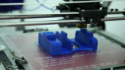 3D Printing: It's the future! (Well... it's really the past)