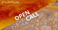 OPEN CALL: STUDIOTOPIA