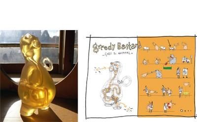 Greedy Bastard, 2005