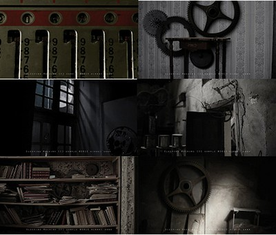 Sleeping Machine I, 2009
