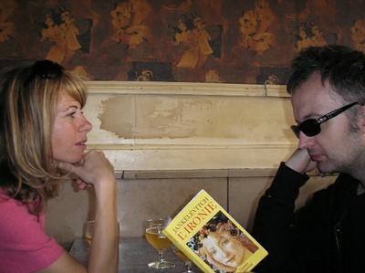 Graeme Thomson & Silvia Maglioni