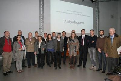 Asociación de Amigos de LABoral formally established