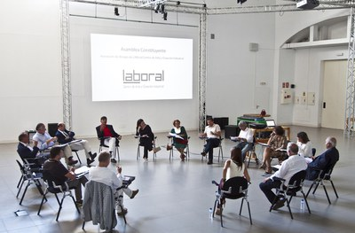 The Association of Friends of LABoral is formed
