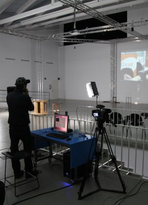 LABoral and Hangar organise a workshop on telepresence where experiments with remote communication will be conducted
