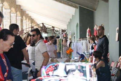 7,665 people visited LABoral over the weekend and took part in its design market/festival