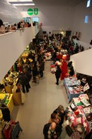 December's Design Market at LABoral will hold sessions of screenings with live music