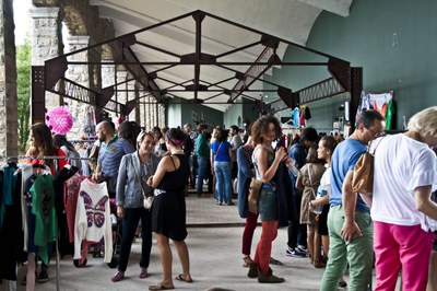 Fifty designers will be presenting their creations at the summer Market of LABoral