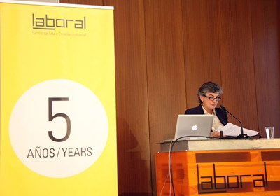 Regional Minister for Education and Culture, Ana González, new President of the Fundación La Laboral Board of Patrons