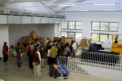 LABoral celebrates International Museums Day with three open door days