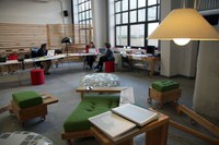 Red Door Lab, new company in residence at LABoral