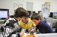 LABoral offers two new robotics workshops aimed at children aged from 10 to 14 years ol