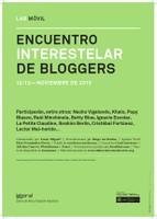 Encuentro Interestelar de Bloggers
