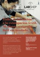 Taller de iniciación a la estampación textil