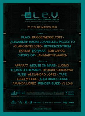 L.E.V. Festival 2007