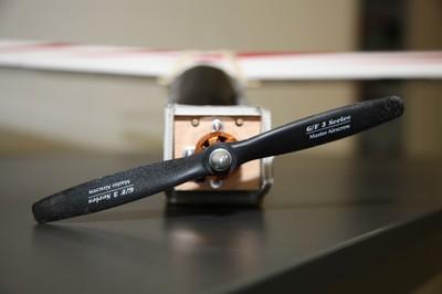 Taller de aeromodelismo utilizando técnicas de fabricación digital