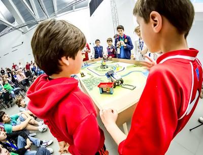 Robotix. Diseño de videojuegos