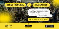 Hackathon. Conocimiento colectivo: Impresión 3D