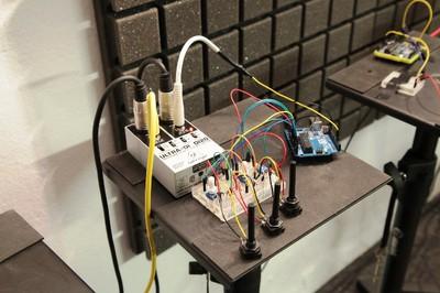 Taller avanzado de construcción y diseño de instrumentos interactivos