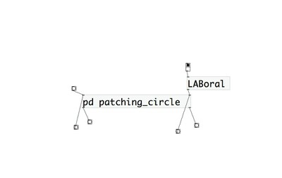 LABoral Patching Circle