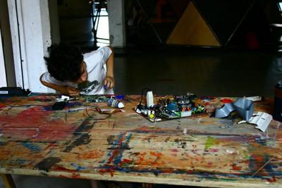 Presentación de 'Sonido, espacio, inmersión e interacción'