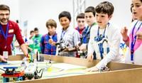 Campamento de verano de robótica