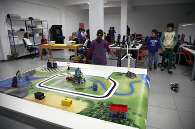 Robotix. Minicampamento de robótica infantil