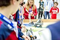 Robotix II. Ingenieros del futuro