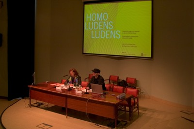 Simposio Internacional Homo Ludens Ludens
