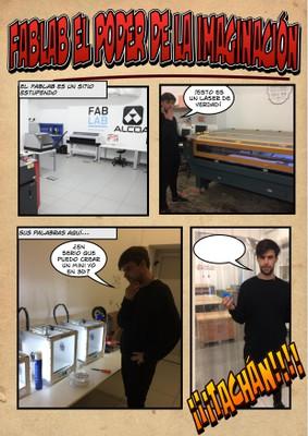 Taller Comic digital - Educación Secundaria