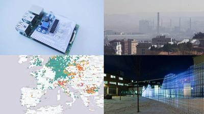 Taller de experimentación con datos medioambientales