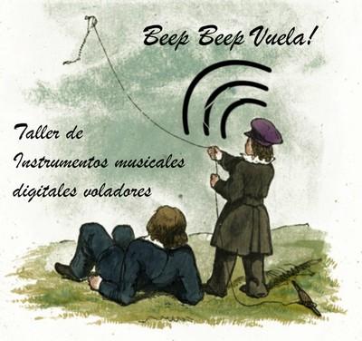 Taller de instrumentos musicales digitales voladores