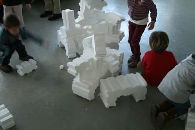 Taller Lupo. Construyendo con Los Carpinteros