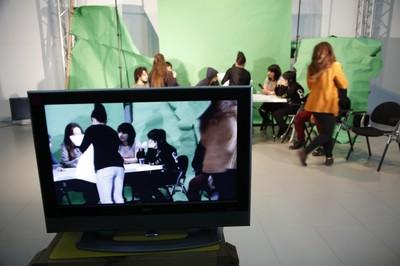 TV-LAB.Laboratorio de televisión experimental. Taller intensivo